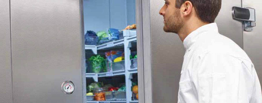 walk in freezer repair service