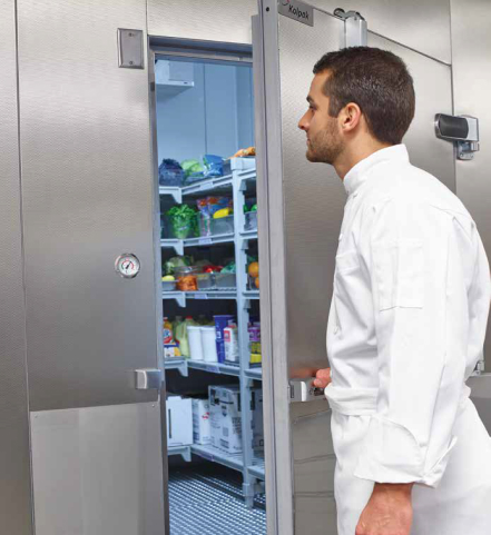 walk-in freezer services austin