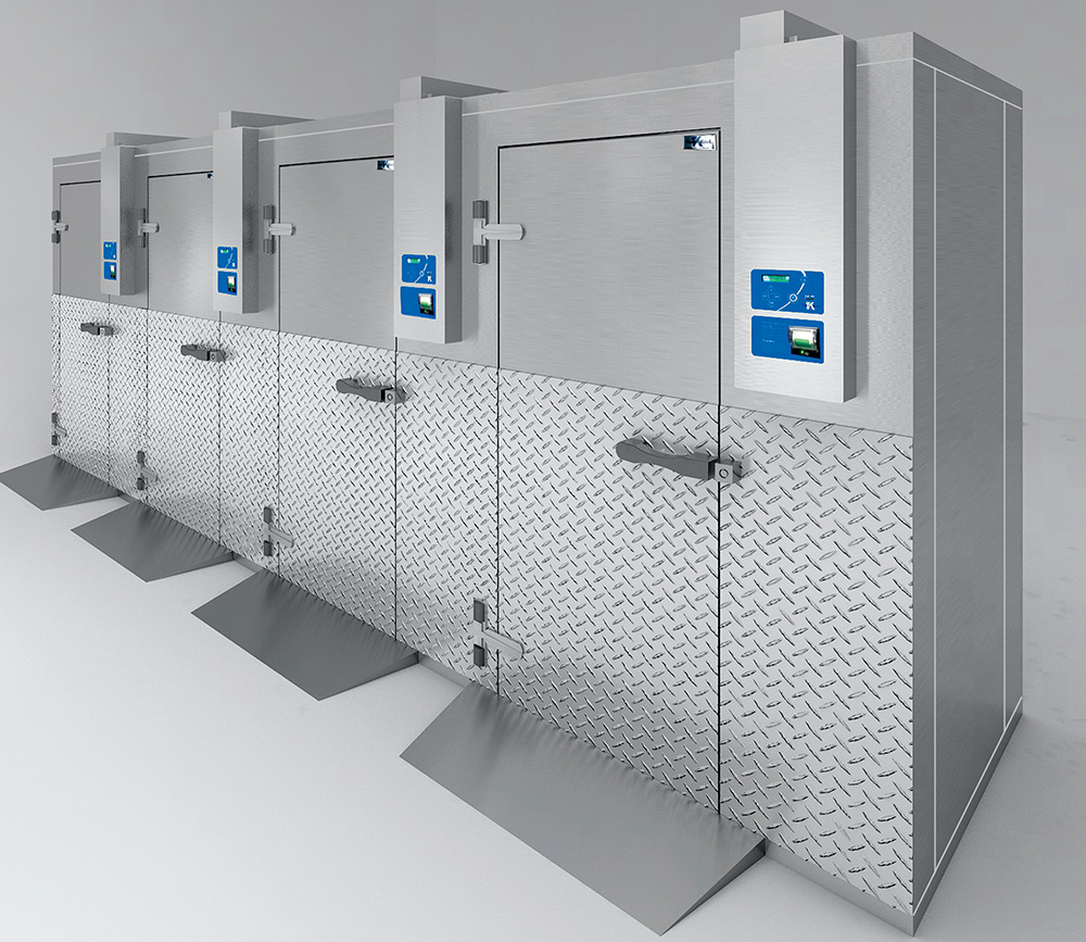 how to choose commercial walk-in cooler